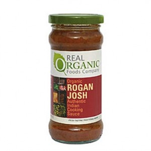 Saus, Rogan Josh Indian Cooking Sauce