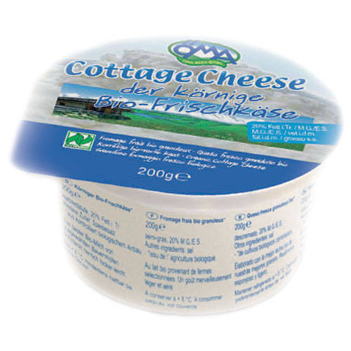 Kaas 20 Smeer Oma Cottage Cheese Winkel Planet