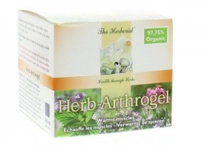 Herb Arthrogel, The Herborist
